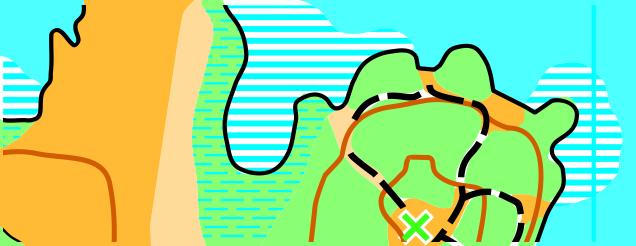 Kartenausschnitt